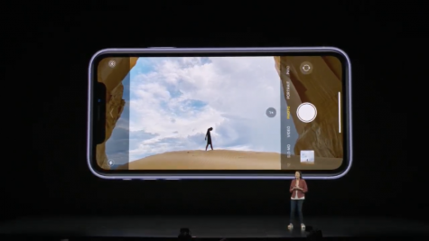 iPhone 11 wide angle preview 2019