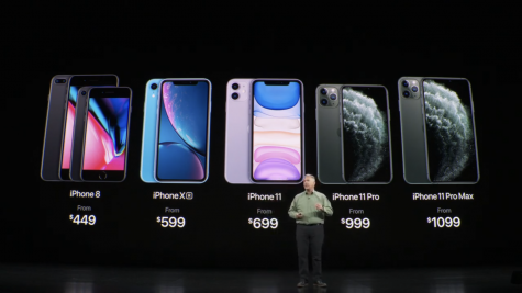 apple iPhone launch pricing 2019