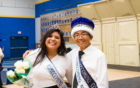 West Leyden Has A New Queen & King - Homecoming 2019
