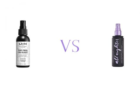 Drugstore vs High End setting sprays: Which one is the best choice?